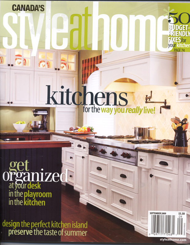 Telephone Number For Style At Home Magazine